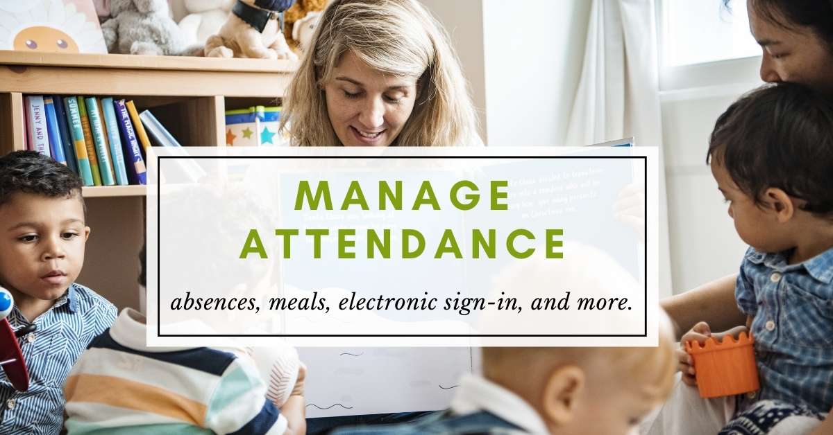 manage attendance in copa
