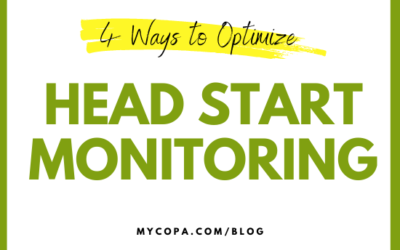 Head Start Monitoring and Audit Tools